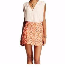 Sale 8$ Free People Lovers lane pleated skirt